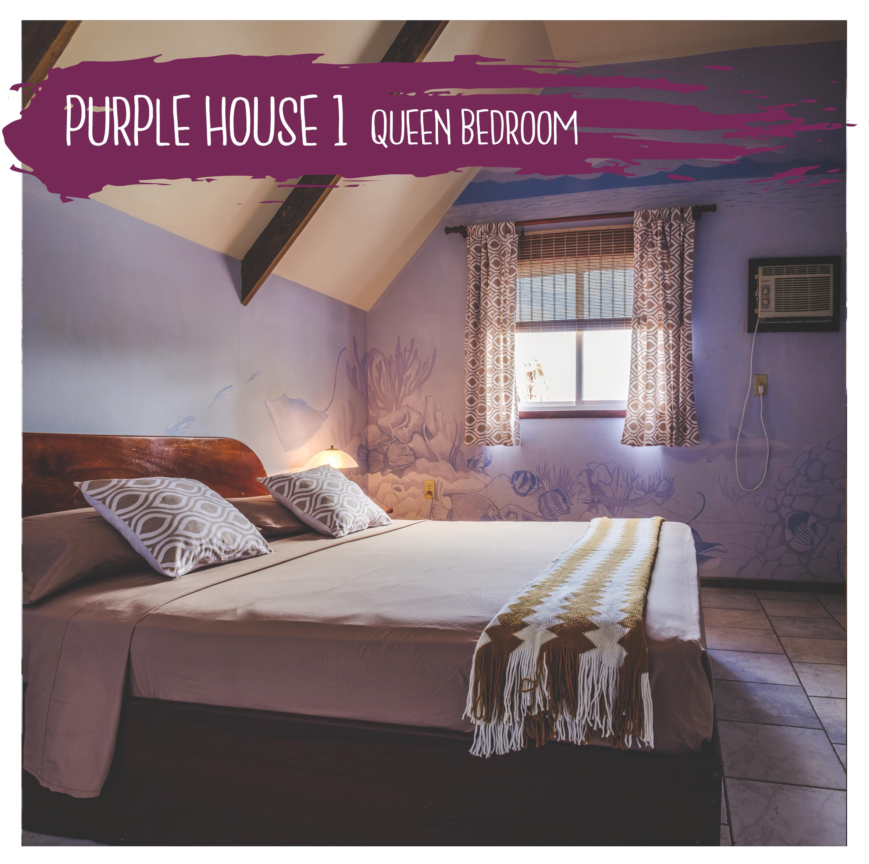 purple house one over the water rentals